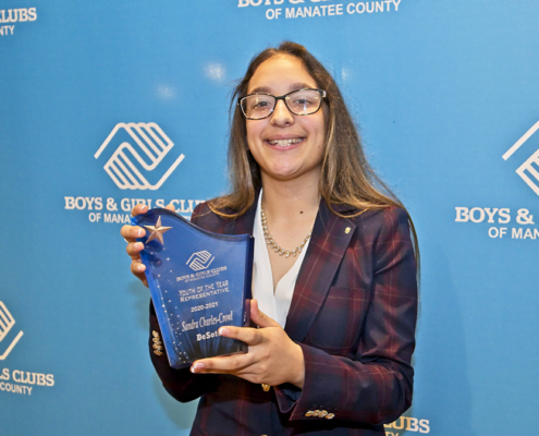 Sandra C. 2020 Youth of the Year