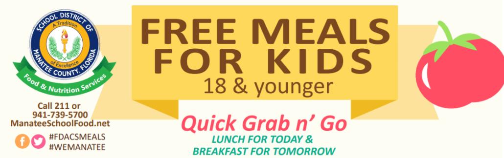 Grab n Go Meals for Kids