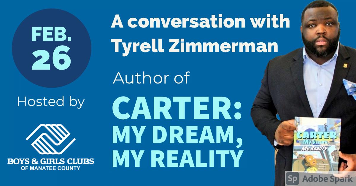 Tyrell Z Carter Conversation