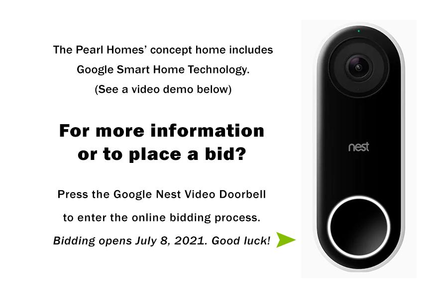 Google Doorbell graphic